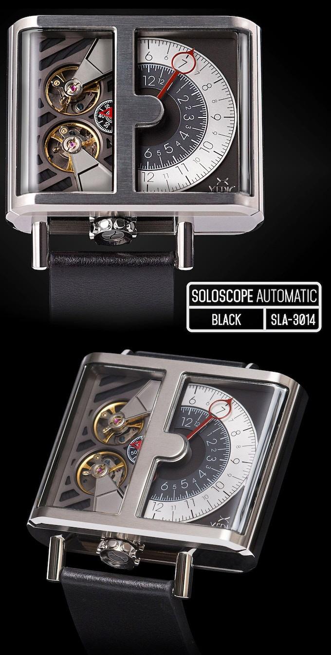 SOLOSCOPE AUTOMATIC BLACK