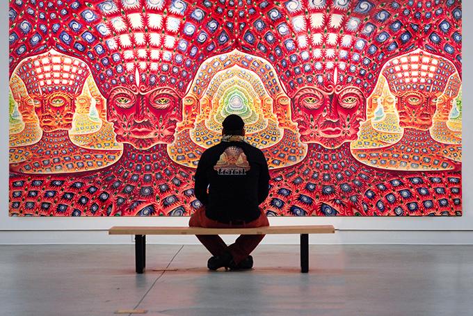 Net of Being, Installation view by Taryn Moosmon