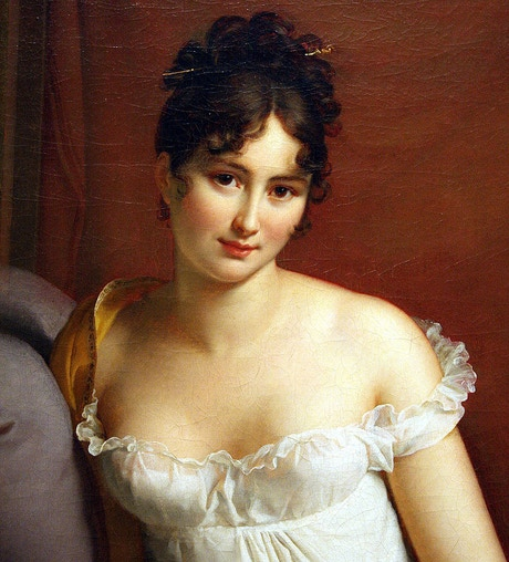 Lit It Girl Madame de Staël is exiled by Napoleon for her 'subversive' writing