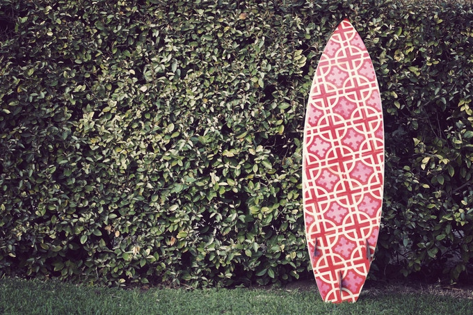 Rememory on a surfboard
