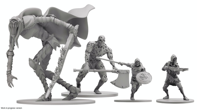 Dark Souls™ - The Board Game by Steamforged Games Ltd