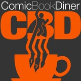 Comic Book Diner - John, Rich & Jamar
