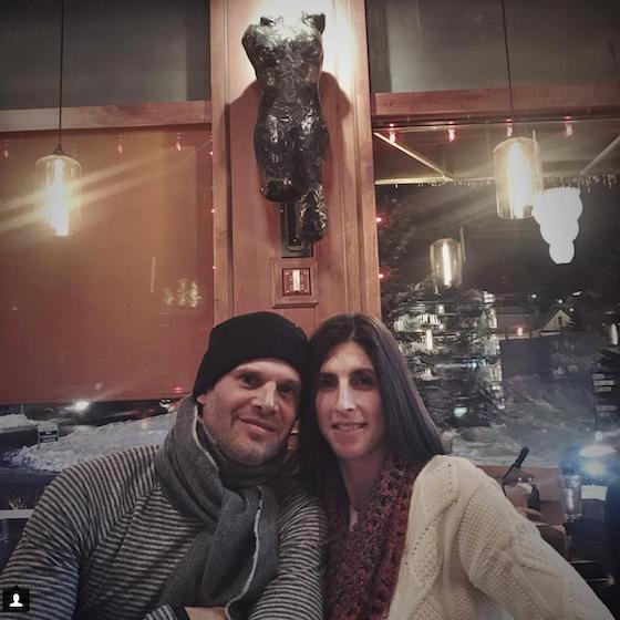 Danielle Bernstein & Jason Maris