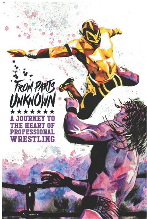 Cover by Rob Schamberger & Jared K. Fletcher