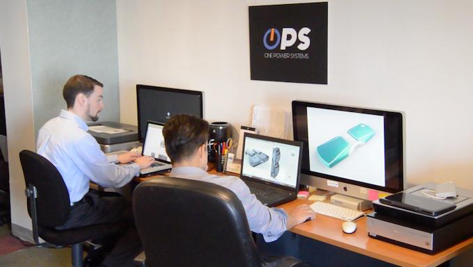 OPS design studio: a long night ahead...