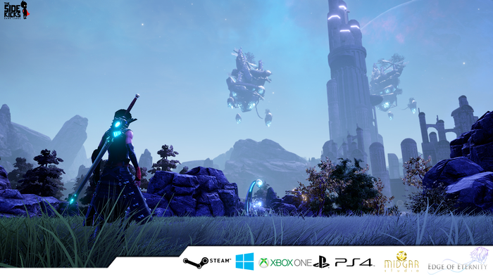 Edge Of Eternity (Pc, Mac, Linux, PS4, XBOX ONE) by Midgar Studio