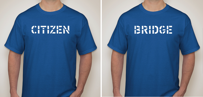 CITIZEN & BRIDGE T-shirts: choose or get both!