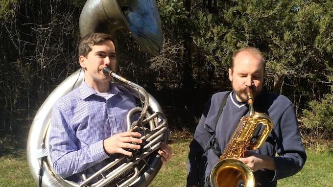 John Baylies and Erik Nugent