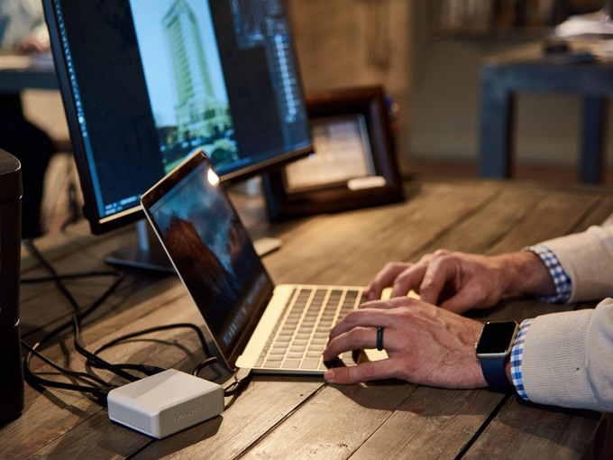 Extend Your Laptop Screen By Up to 2 Monitors