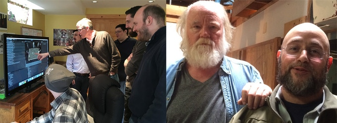 HappyGiant Team / Phil Tippett/Mike Levine