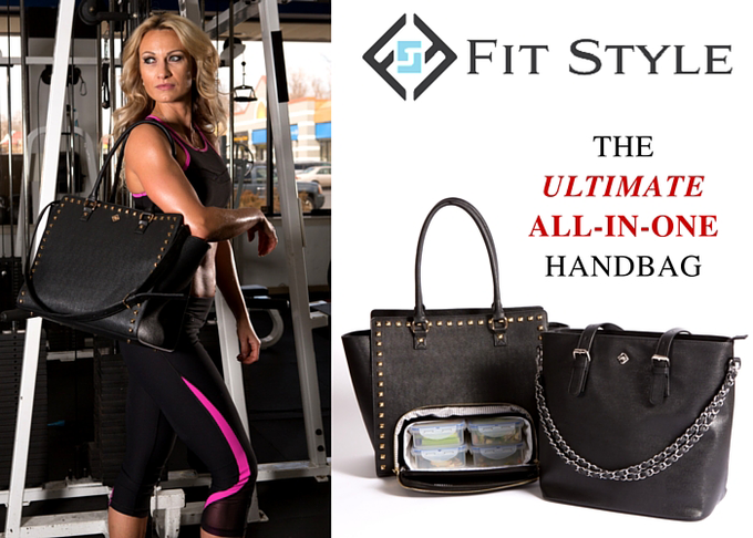 CLICK to check out FIT STYLE Fashion Meal Bags!