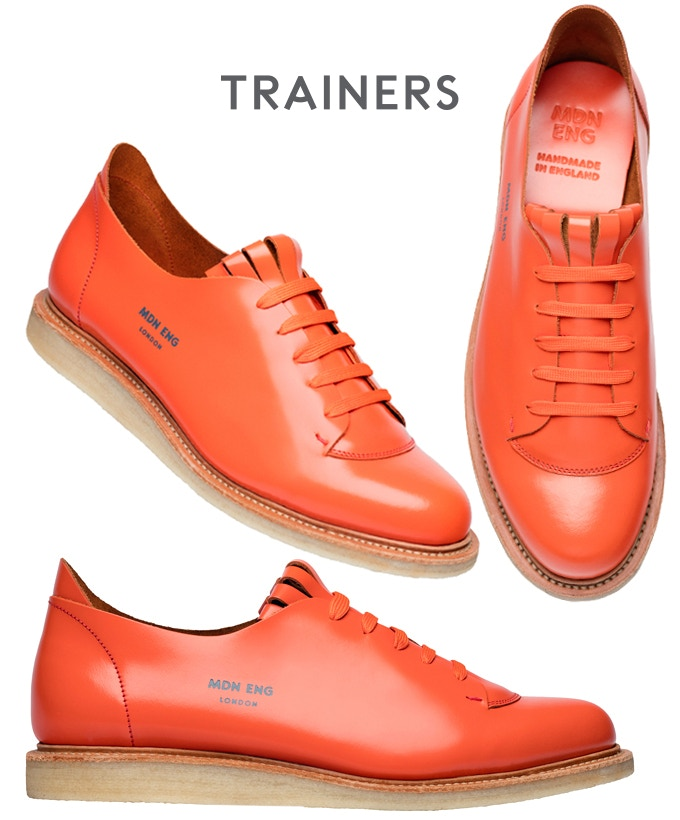 Our Trainers are available in 6 colours (see below)