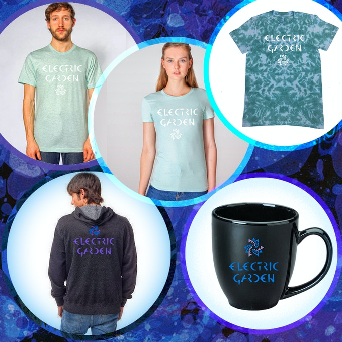 Tie-Dyed Shirts, Hoodies and Mugs!