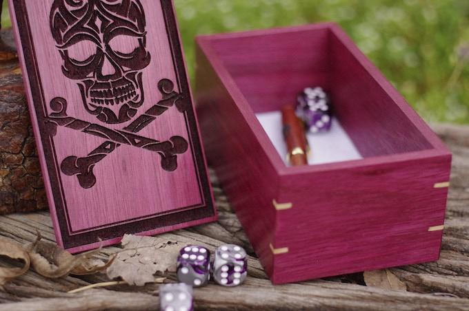 Muerta on Purpleheart