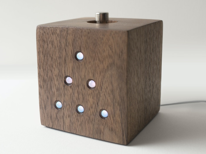 A beautiful device to inspire passion projects despite everyday life. Learn to harness your creative rhythm.