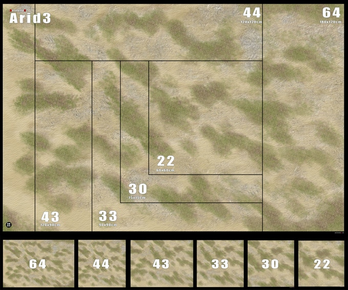 BattleflaG Arid 3 : Click to show Gallery on Facebook