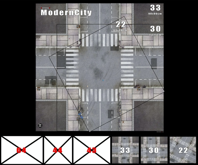 BattleflaG ModernCity : Click to show Gallery on Facebook