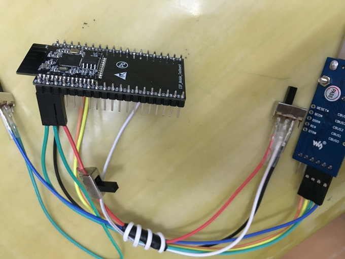 Esp32 prototype