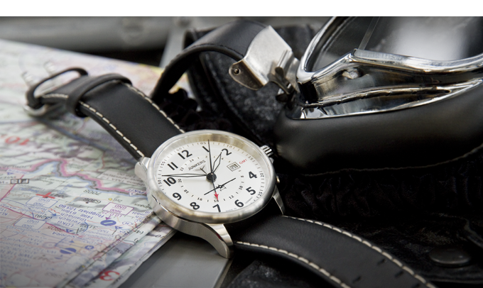 Junkers Uhr »Junkers J1 - Limited Edition«