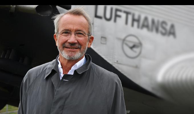 Bernd Junkers, Enkel von Hugo Junkers und Schirmherr J1 Project