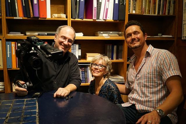Team Barney: David Leitner (cinematographer), Sandy Gotham Meehan (producer), Williams Cole (producer)
