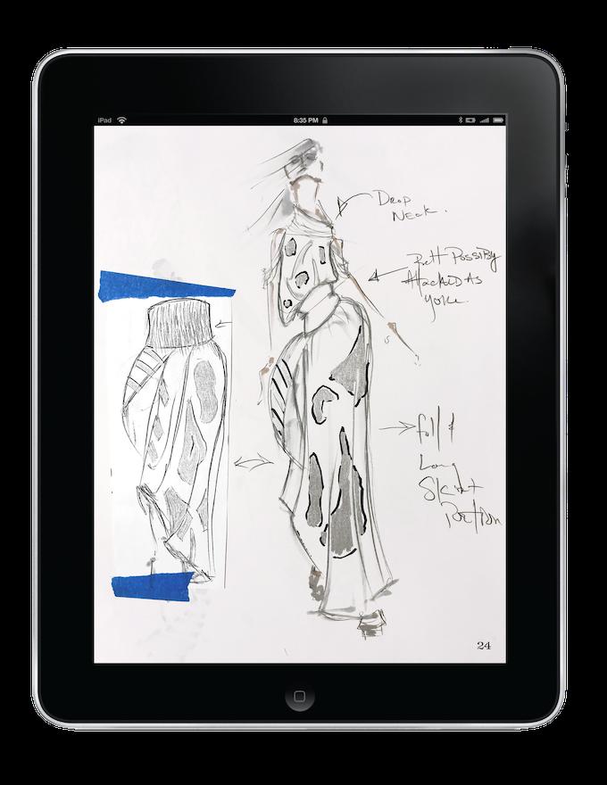 Prototype of ebook.