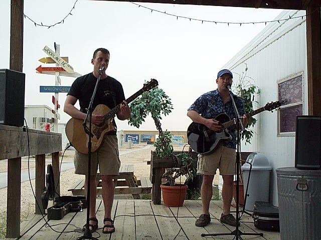 Rob Raymond and Chris Kurek
