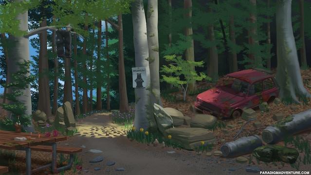 Paradigm Surreal Adventure Game By Jacob Janerka