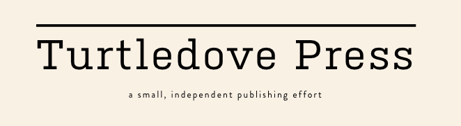 Turtledove Press publishes new poems by poet Annie Diamond