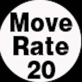 Move Rate 20 Games