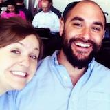 Jillian Suleski and Greg Westhoff