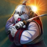 Samurai Sheepdog