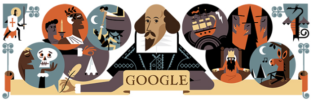 Google's Doodle of the day to mark the occasion