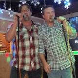 Chris Hatch and Ryan Howard