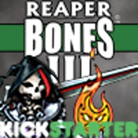 Comments » Reaper Miniatures Bones 4: Mr  Bones EPIC