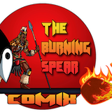 Burning Spear Comix