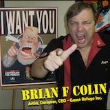 Brian F Colin
