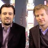 Matt and Colin