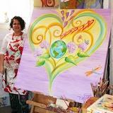 Debbie Arambula 'The Heart Artist'