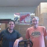 Peter Vetri and Rick Delfavero
