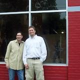 Steven Lopez and Eric Koehler