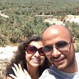 Nabil Khalifa & Colette Ghunim