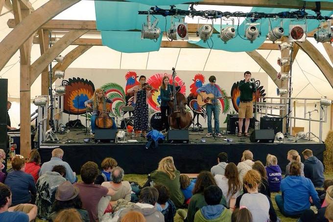 Wilderness Festival, 2014 (photo credit: EFDSS)