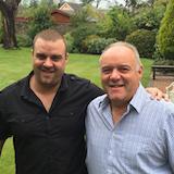 David & Ian Lamonby