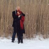 David Lanz and Kristin Amarie