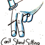 Can't Stand Sitting
