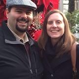 Ryan and Sarah Schradin