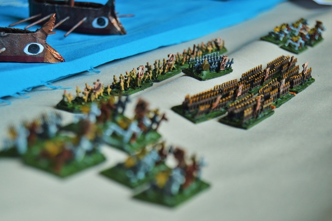 If you put a little time in, you can create epic armies with the GGA process.