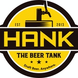 Hank the Beer Tank