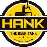Hank the Beer Tank